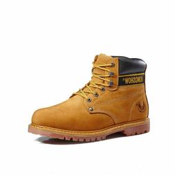 Kingshow 0705 Winter Snow Waterproof Genuine Leather High He