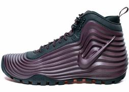 Nike ACG Lunardome 1 Sneakerboot Burgundy Red Black 654867-6