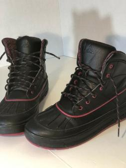 Nike ACG Woodside 2 High GS Black 524876-001 Winter Girls Bo
