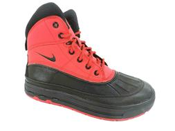 Nike ACG Woodside 2 High GS Black Red 524876-001 Winter Unis