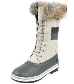 NORTHSIDE Bishop Gray Women's size 7 Insulated Fashion Winte