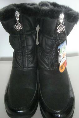 Black Boots Women Ladies Black Size US 8   Women's Winter Bo