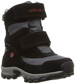 Columbia Boys' Childrens Parkers Peak Velcro Waterproof Wint