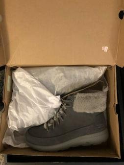 Brand NEW Skechers On The Go City - Winter chill - Charcoal
