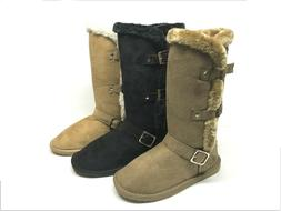 Brand New Women's Winter Fashion Boots Size 5 - 11 Black, Ca