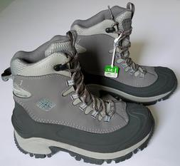 Columbia Bugaboot Womens Gray Insulated 200 Gr BL1572-051 Wi