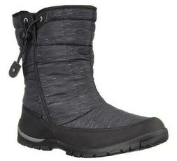 Northside Celeste Black Women's sz 8 Winter Boots Insulated