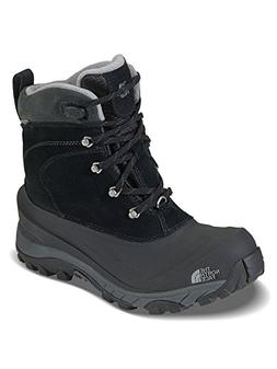 The North Face Men's Chilkat II Insulated Boot,Black/Griffin