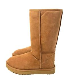 Ugg Classic Tall ll Sheepskin and Suede Winter Chestnut Wome