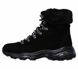 Skechers D'Lites - Alps Boots Waterproof Winter Fur Lined Sn