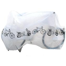 Dartphew Bike Accessories,Dartphew 1Pcs Rain Dust Cover Larg