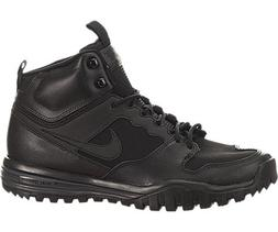 Nike Dual Fusion Hills Men's Lace-up Boots  US, Black/Black)
