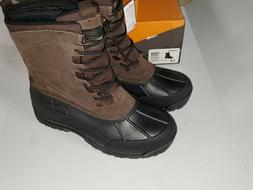 NORTHSIDE EVEREST Winter Boots Brown Waterproof  Insulated M