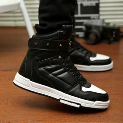 Men's fahion winter High Top shoes Sneakers shoes Ankle Boot
