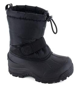 Northside FROSTY Toddlers Black 200G Insulated Winter Snow B