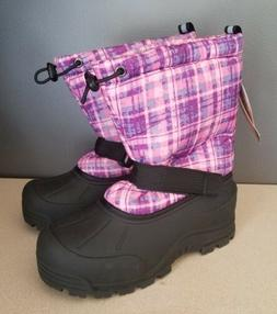 Northside Frosty Insulated  Snow/Winter Purple/Pink Boots Yo