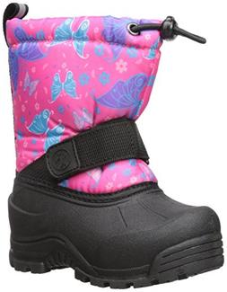 Northside Frosty Winter Boot ,Fuchsia/Multi,4 M US Big Kid