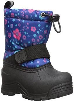 Northside Frosty Winter Boot ,Navy/Fuchsia,7 M US Toddler