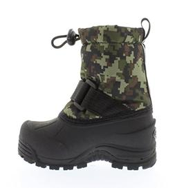 Northside Frosty Winter Boot ,Camo Green,7 M US Toddler