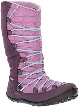 Columbia Girls' Youth Loveland Omni-Heat, Violet Haze, Oxyge