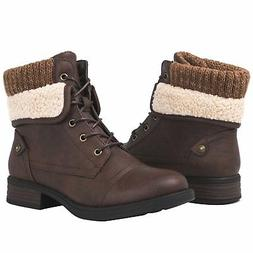 Globalwin 1815 Women's Ankle Fashion Boots 8.5 M US Women's