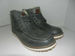 GLOBALWIN  Leather  Winter Ankle Combat Boots  SIZE 12 D --G