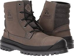 Kamik Men's Griffon Snow Boots Charcoal 8