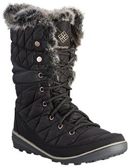 Columbia Heavenly Omni-Heat Snow Boot Winter Shoe - Black/Ke