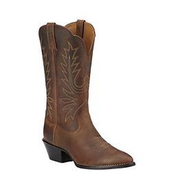 Ariat Heritage Western Boots Distressed Brown Womens 1000102