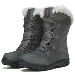 Columbia Ice Maiden II Fur Lace-Up Women's Waterproof Winter