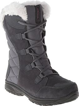 Columbia Women's Ice Maiden II Waterproof Winter Boots  - 7.
