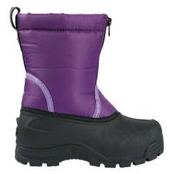 Northside ICICLE Big Girls Purple 200G Insulated Winter Snow