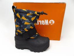 Northside ICICLE Winter Snow Boots Black,   THERMOLIT  NEW 8