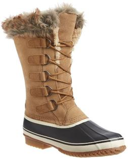 Northside Women's Kathmandu Snow Boot,Honey,8 M US
