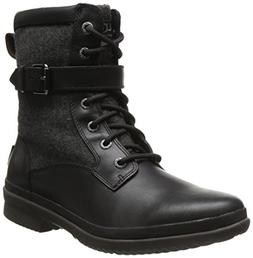 Ugg Kesey Black Leather Women's Boot