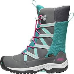 KEEN - Kid's Hoodoo Waterproof, Insulated Snow Boots for Win
