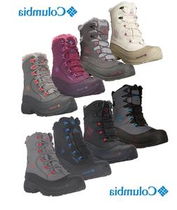 Kids Columbia Boots Bugaboot Snow Boots Waterproof Winter Bo