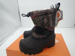 Northside Kids' Frosty Winter Boots, Brown Camo, 7 M US Todd