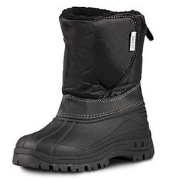 kids snow boots for girls and boys