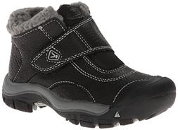 KEEN Kootenay Winter Boot , Black/Neutral Gray, 12 M US Litt