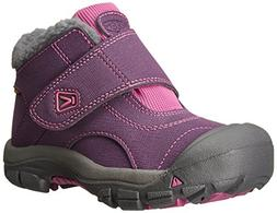 KEEN Kootenay Waterproof Winter Boot , Wineberry/Dahlia Mauv