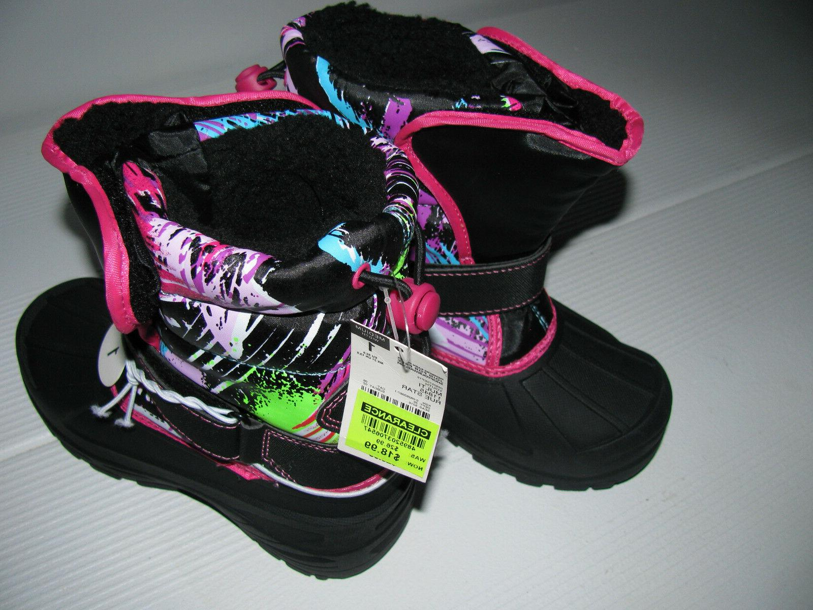 Two Girls Boots & 1. uppers slush type