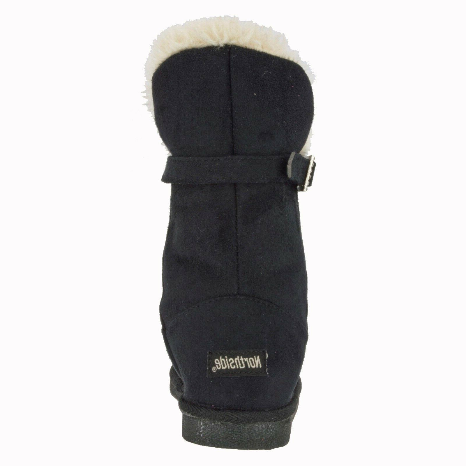 NORTHSIDE WINTER SLIPPER BOOTS OUTDOOR SOLE