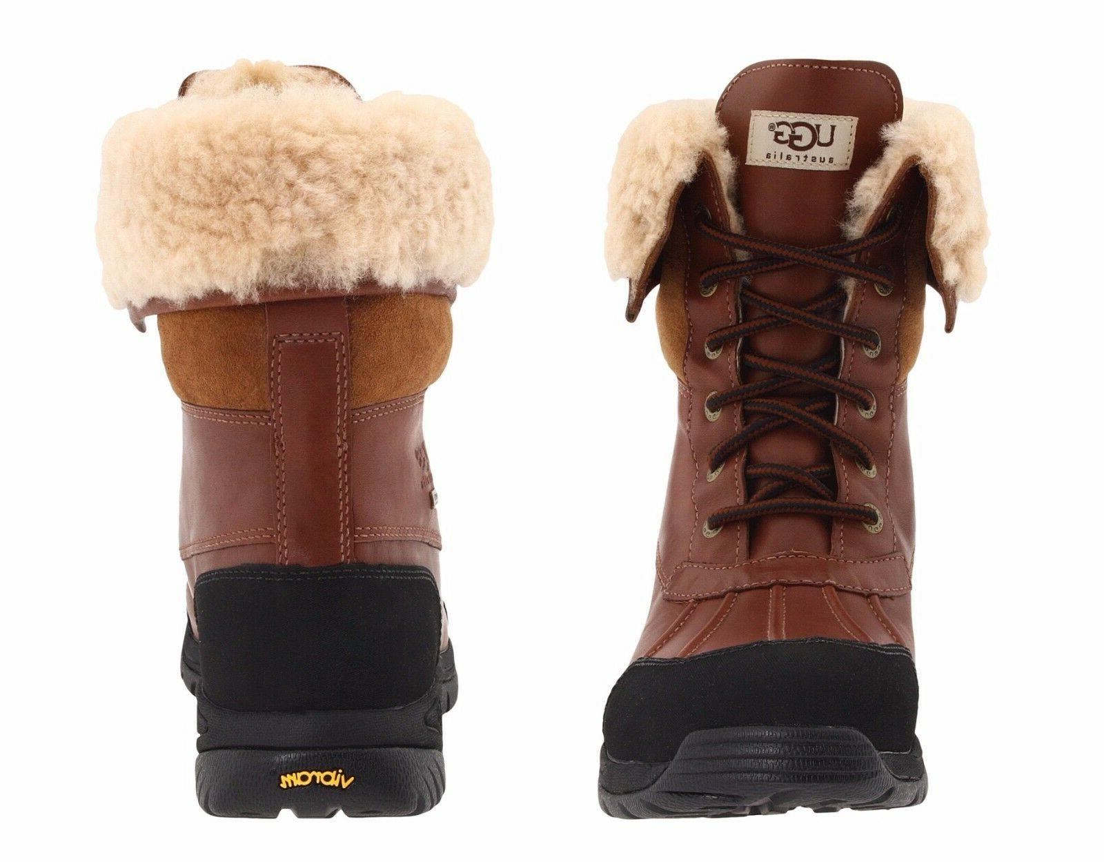 Authentic Winter Waterproof Ski Shoes