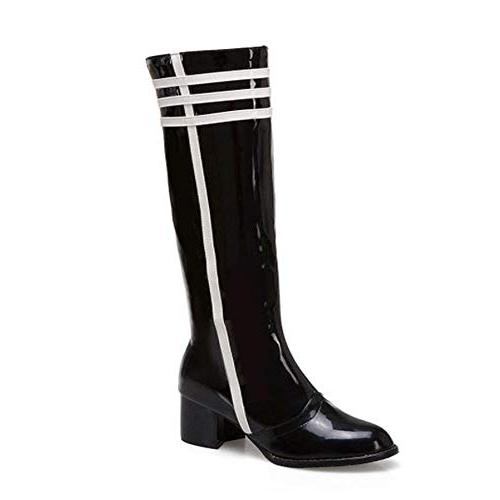 autumn and winter long boots women s