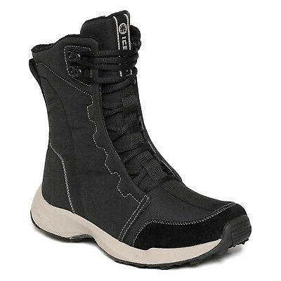 avila3 womens winter snow boots water resistant