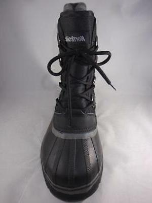 NORTHSIDE Back Snow Black Insulated Winter