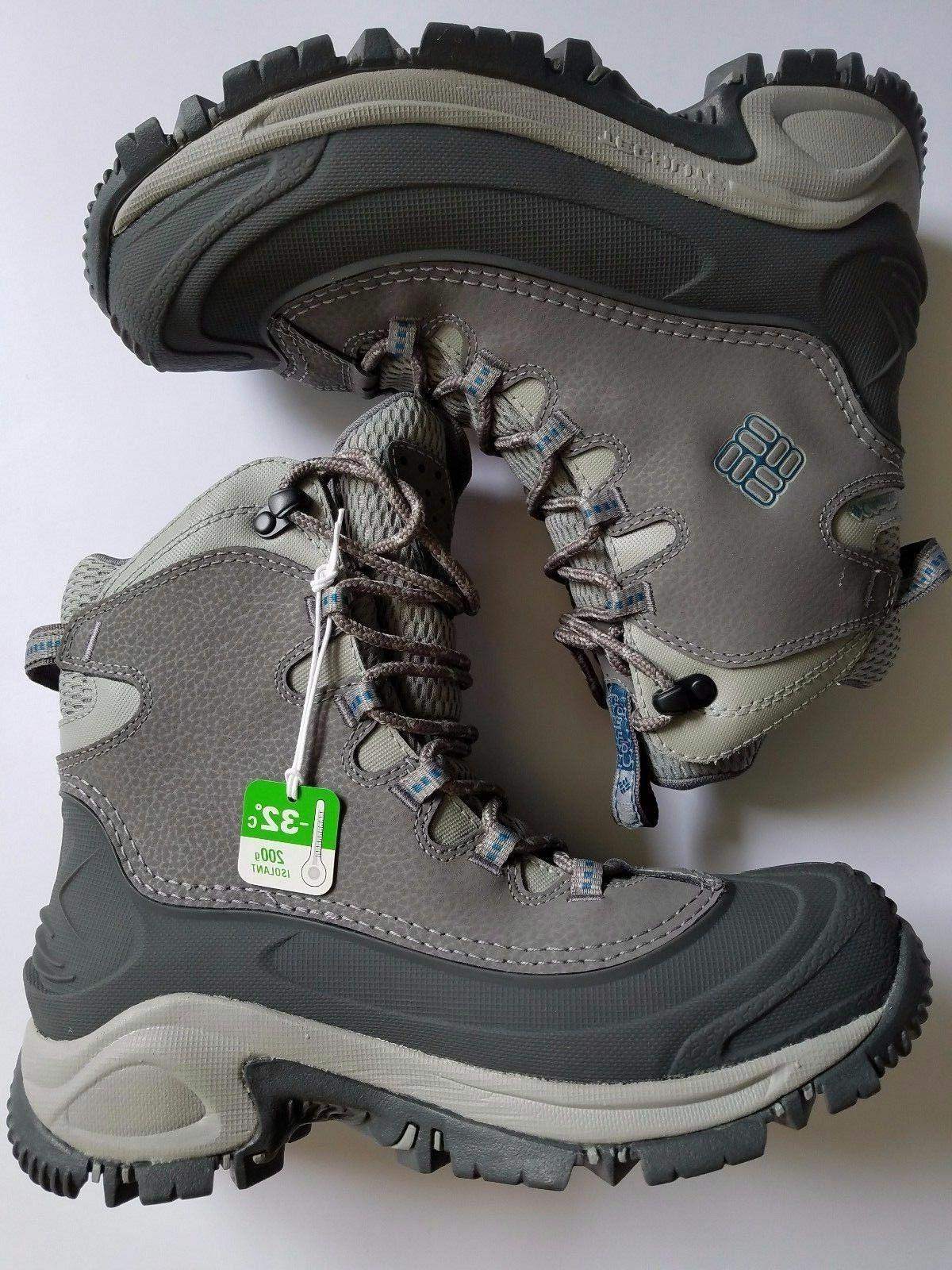 Columbia Womens Insulated 200 Gr BL1572-051 Winter Boots