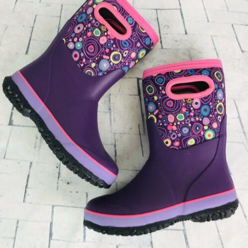 BOGS Purple Girls