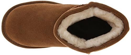 BEARPAW Women's Demi Boot, M US